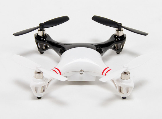 X-DART Indoor Outdoor Micro Quad-Copter w/2.4Ghz Transmitter (Mode2) (RTF)