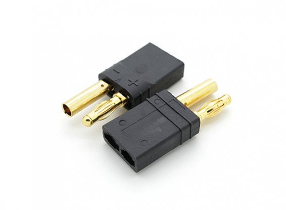 HXT 4mm to TRX Compatible Female Adapter (2pcs)