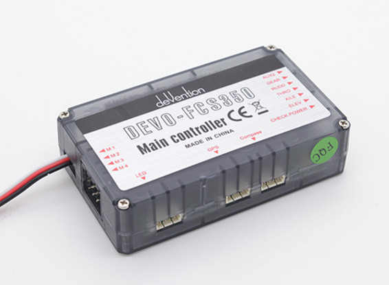 Walkera QR X350  Flight Controller DEVO FCS350-Z-12 W/Altimeter