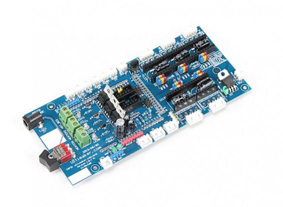 3D Printer-Ultimaker V1.5.7 PCB Main Control Board  DIY ( RAMPS Compatible )