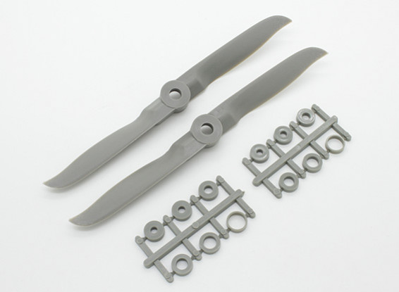 Turnigy High Speed  Propeller 6x6 Grey (2pcs)