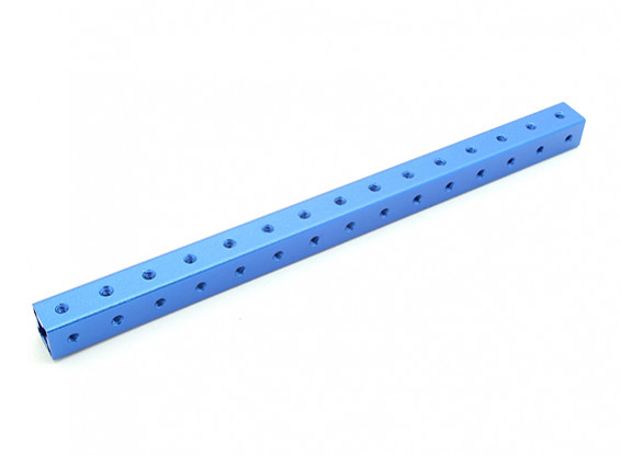 RotorBits Pre-Drilled Anodized Aluminum Construction Profile 150mm (Blue)
