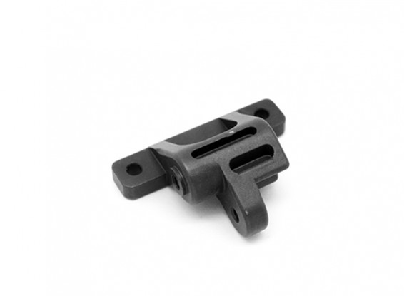 Alu. Rear wing mount - Basher SaberTooth 1/8 Scale (1pc)