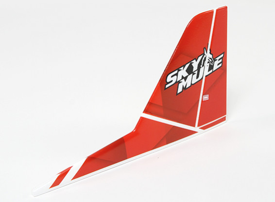 Durafly™   SkyMule 1500mm - Vertical Fin