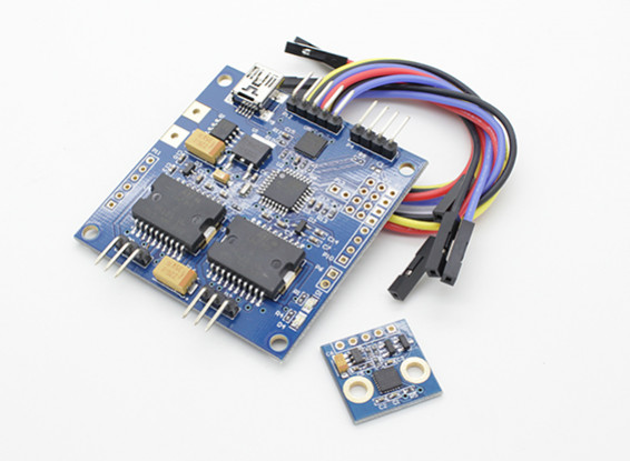 Quanum AlexMos Brushless Gimbal Controller 2-Axis Kit Basecam (SimpleBGC)