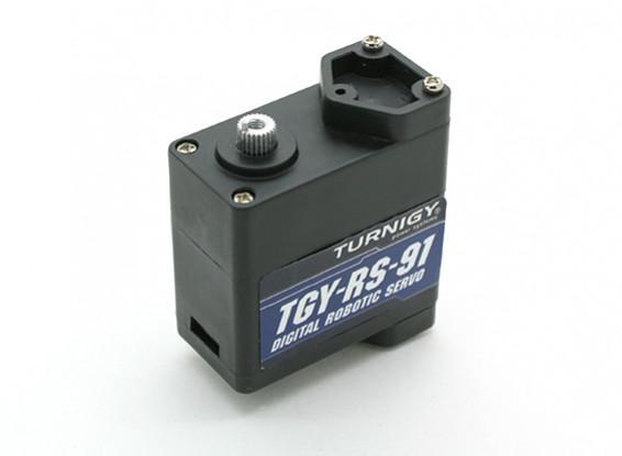 Turnigy™ TGY-RS-91 Robotic DS/MG Servo 9.0kg / 0.18sec / 59g