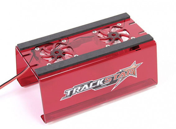 TrackStar Car Stand with Cooling fans