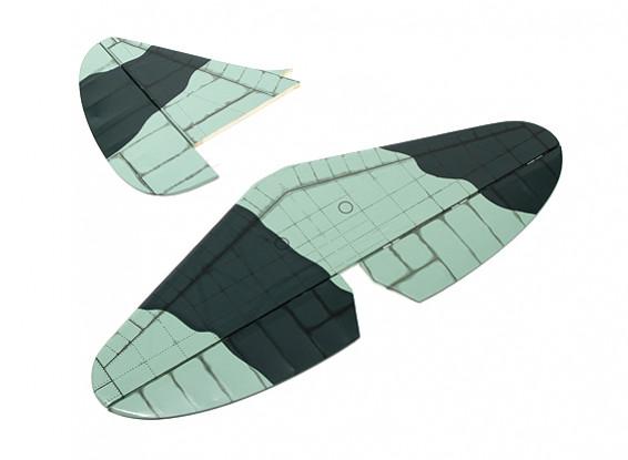 Mig 3 GP/EP - Tail Set