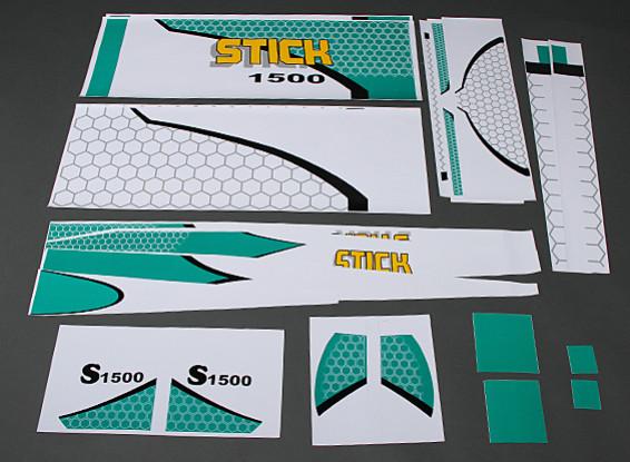 Stick 1500 EP/GP - Covering Set