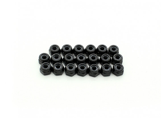 RotorBits M2.5 NyLock Nuts (20 pcs)