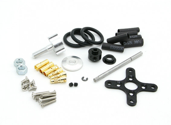 KEDA 23-XX Motor Accessory Pack (1 Set)