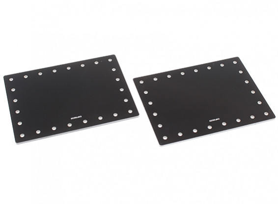RotorBits Composite 80x60mm Rectangle (2pcs/bag)