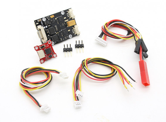 Quanum Micro AlexMos Brushless Gimbal Controller 2-Axis Kit Basecam (SimpleBGC)