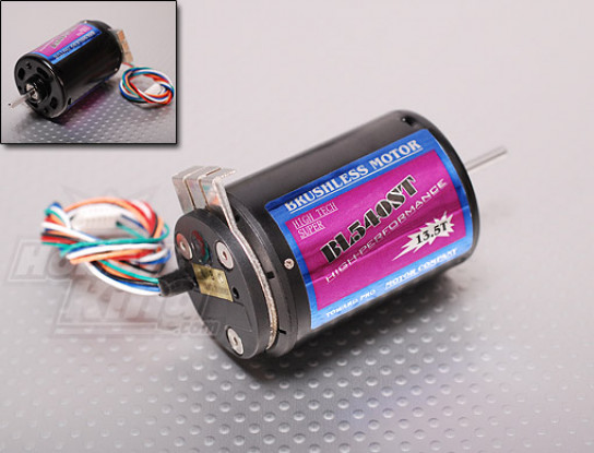 TP540-13.5T 3150kv Brushless R/C Car Motor w/sensor