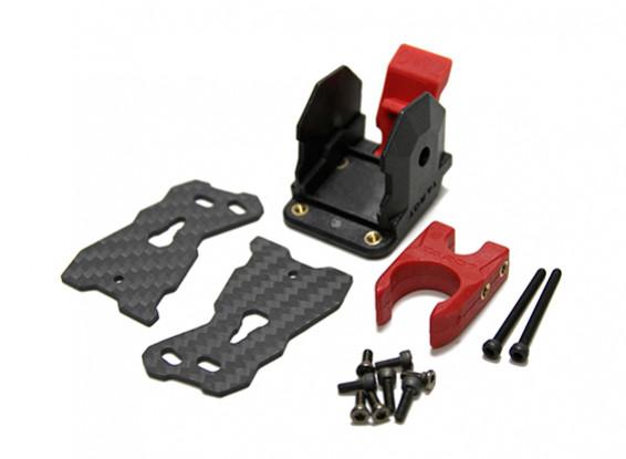 Tarot 680PRO HexaCopter Replacement Leg Folding Mechanism (1pc) (Black)