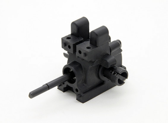 Pre-assemble Rear Gearbox - Turnigy Little Cosmos 1/16 Drift Car (1pc)