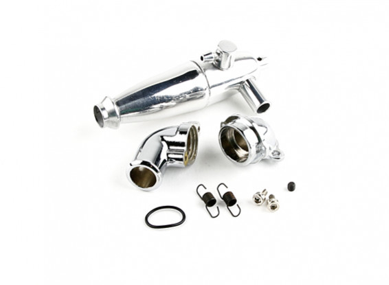 Aluminum Exhaust Pipe set - A3011