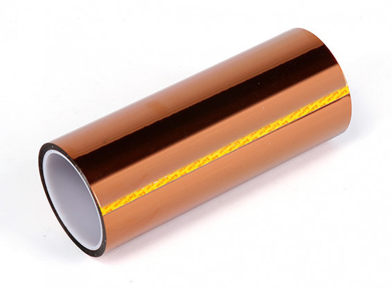 Kapton Heat Resistant Tape Roll For 3D ABS Printing (230mmx33m)