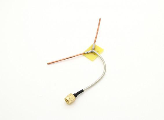 1.3GHz 120° Flying V Antenna (SMA)