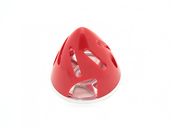 Turnigy Turbo Spinner (57mm) Red