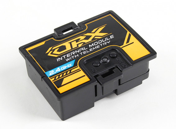 OrangeRX 2.4Ghz Telemetry Module For Turnigy 9XR Pro (DSMX/DSM2/Walkera Compatible)