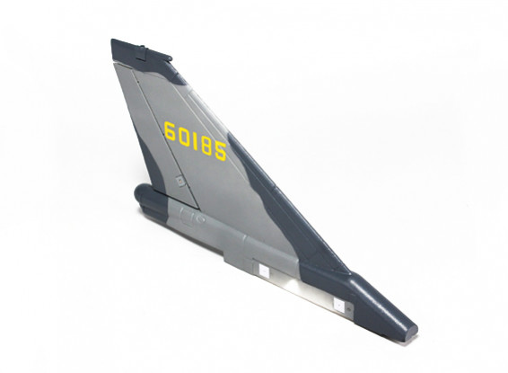 HobbyKing™ J-10 Vigorous Dragon 956mm - Replacement Vertical Fin
