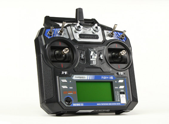 Turnigy TGY-i6 Mode 1 AFHDS Transmitter and 6CH Receiver