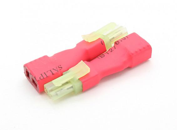 Mini Tamiya to T-Connector Battery Adapter (2pcs/bag)