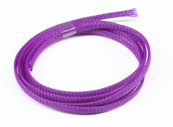Wire Mesh Guard Purple 3mm (1m)