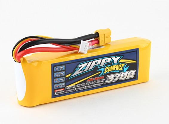 ZIPPY Compact 3700mAh 3s 40c Lipo Pack