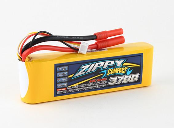 ZIPPY Compact 3700mAh 3s 60c Lipo Pack