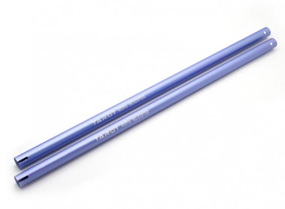 Tarot 450 PRO Tail Boom (2pcs) - Blue (TL45037-02)