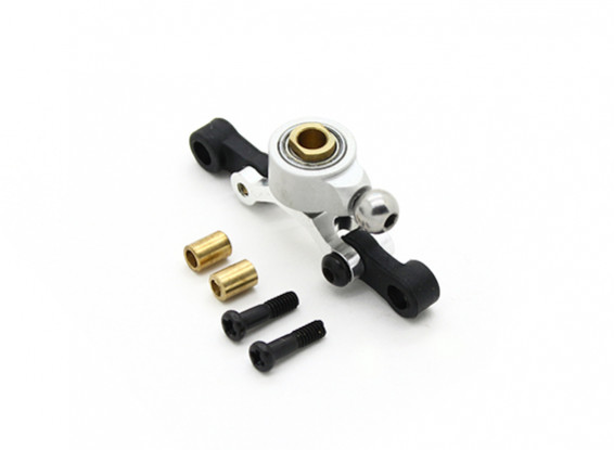 Tarot 450 V2 Metal Tail Rotor Pitch Assembly - Silver (TL1200-03)