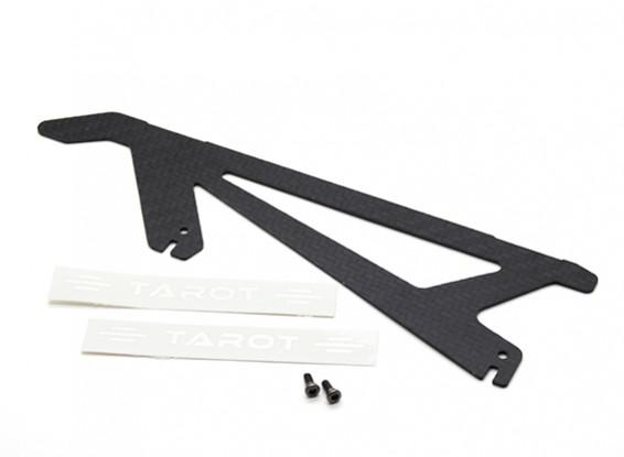 Tarot 450 Pro/Pro V2 DFC Carbon Fiber Landing Skid (TL2775-02)