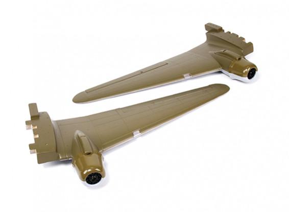 HobbyKing™ C-47 1600mm - Wing Set