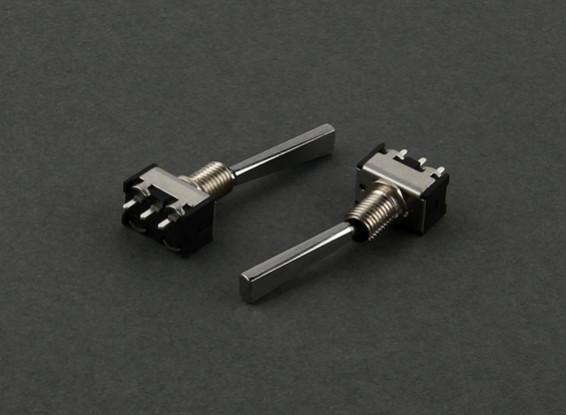 Flat 2-Way Switch (Long) (2pcs)