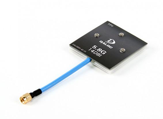 5.8GHz 14dBi Directional Patch Antenna (SMA)