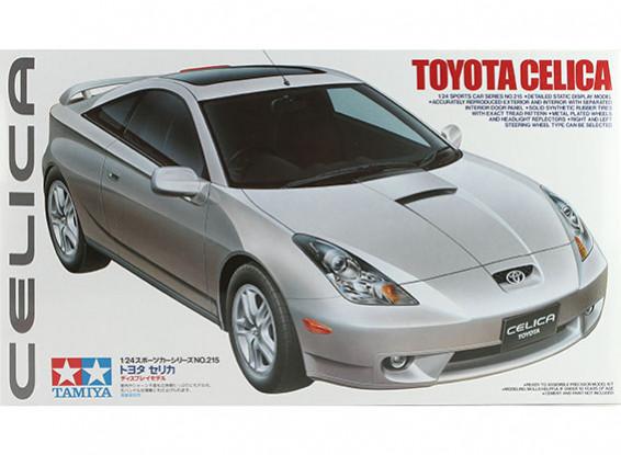 Tamiya 1/24 Scale Toyota Celica Plastic Model Kit
