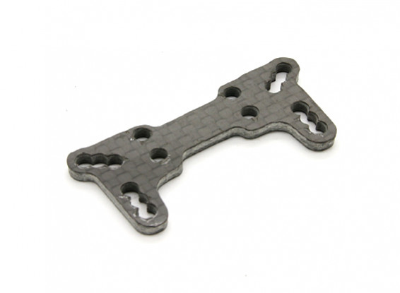 BSR Racing M.RAGE 4WD M-Chassis - Carbon Fibre Front Shock Tower