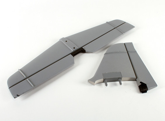 Quanum Observer 1980mm - Tail Set