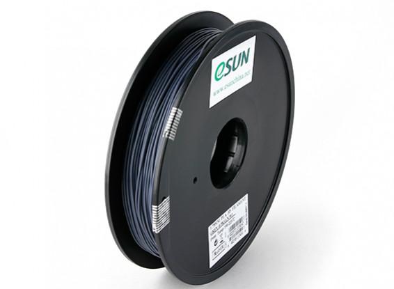 ESUN 3D Printer Filament Grey 1.75mm PLA 0.5KG Spool