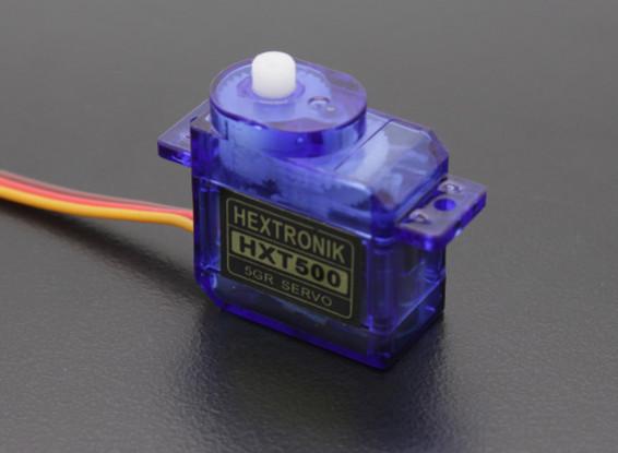 HXT500 Micro Servo 1.2kg / 0.10sec / 5g