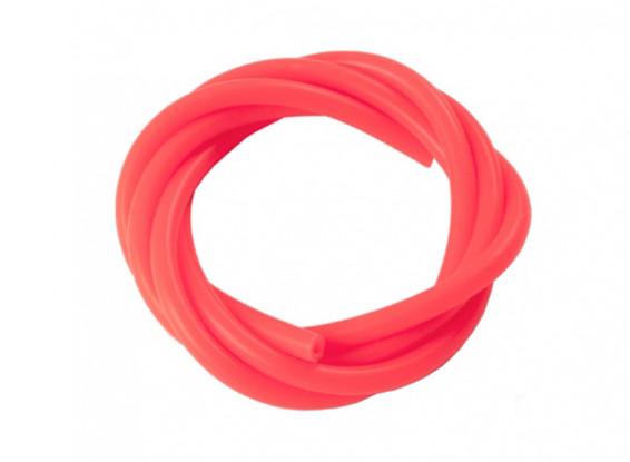 RJX Gas/Nitro Fuel Tubing 2.5mm x 1M - Orange