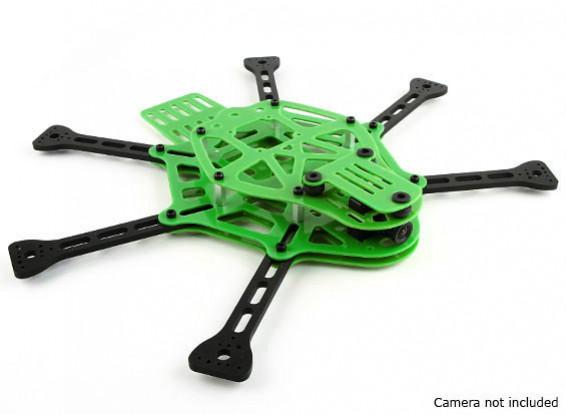 HobbyKing Thorax Mini FPV Drone Frame Kit
