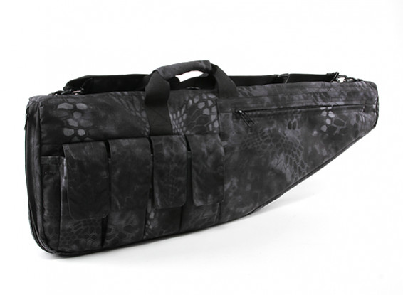 SWAT 34 inch Tactical Rifle Gun Bag (Kryptek Typhon)