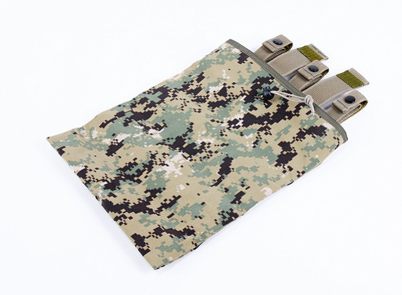 SWAT Cordura drop magazine pouch (AOR2)