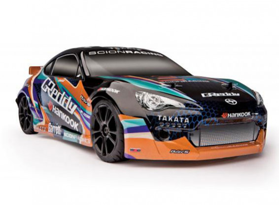 Team Associated Apex Scion Racing FR-S (RTR)