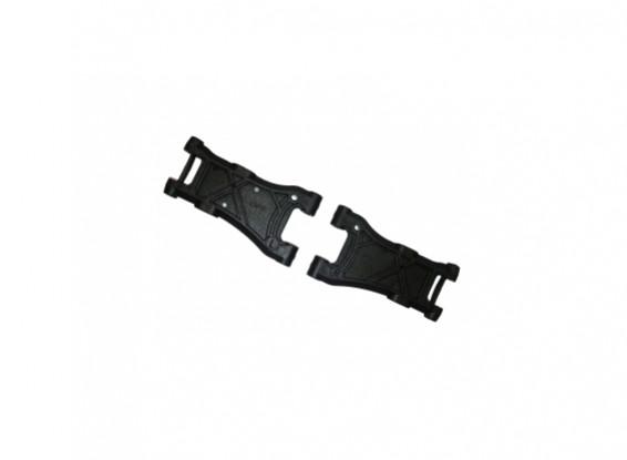 Graphite Composite Rear Suspension Arm - 3Racing SAKURA FF 2014