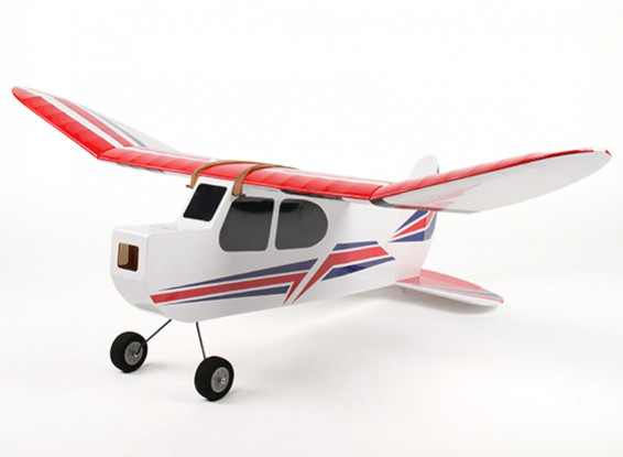 HobbyKing™ Mariposa Slowflyer Trainer Balsa 1120mm (ARF)