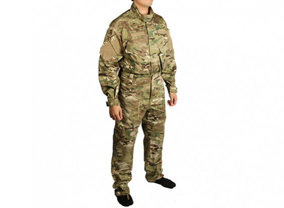 Emerson R6 Field BDU Uniform Set (Multicam, S size)